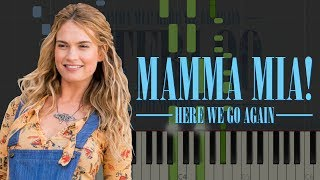 Waterloo - Mamma Mia! Here We Go Again | Piano Tutorial