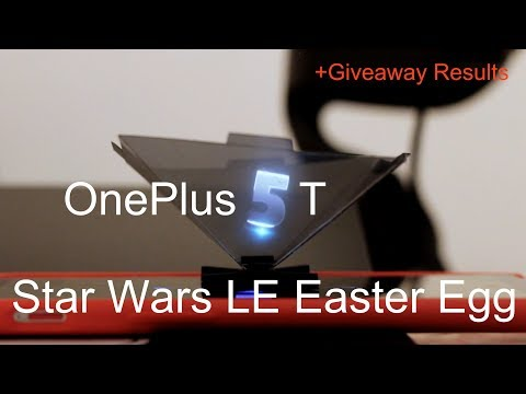 S01E02- McBc Tech Stuffs - OP5T Star Wars LE Easter Egg + Giveaway Results