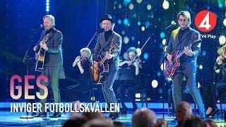 "GES – ""När vi gräver guld i USA"" – Idol 2019"