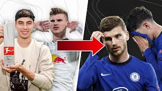 What the hell is happening to Kai Havertz and Timo Werner? | Oh My Goal