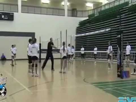 Circulation Mini Volley (9-12 years old)