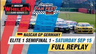 ELITE 1 Semi Final 1 | NASCAR GP GERMANY 2018