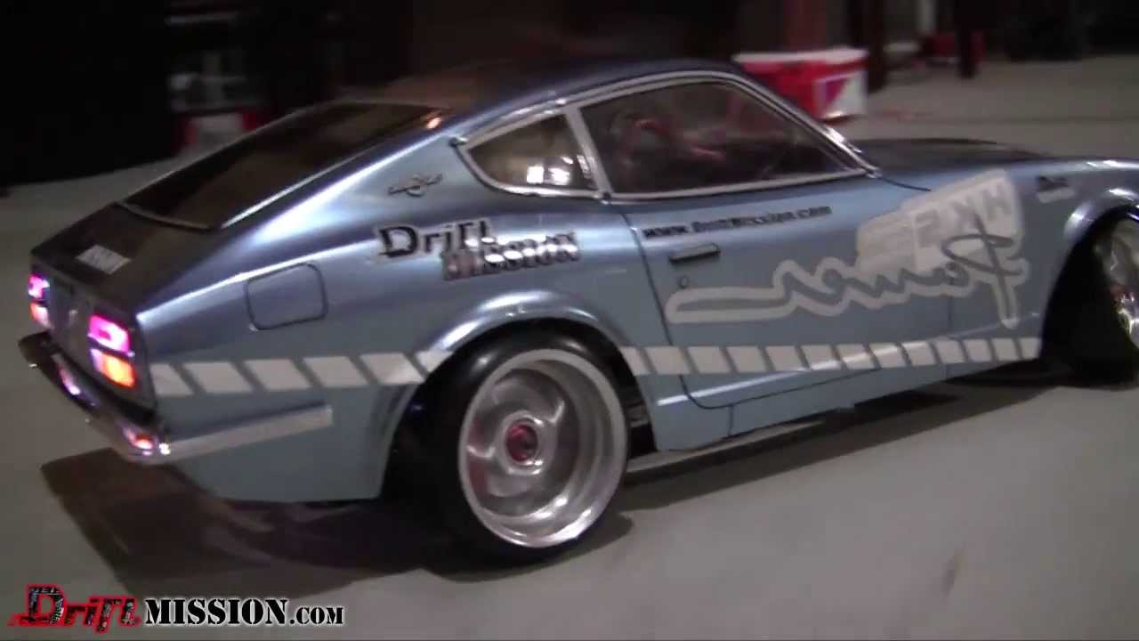 Rc Drift Tamiya Datsun 240z - Driftmission
