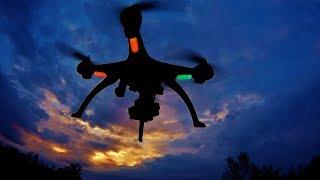 Holy Stone HS300 X8 Clone HD 1080p camera FLIGHT TEST REVIEW UAV QUADCOPTER