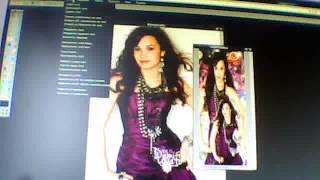Урок онлайн фотошопа