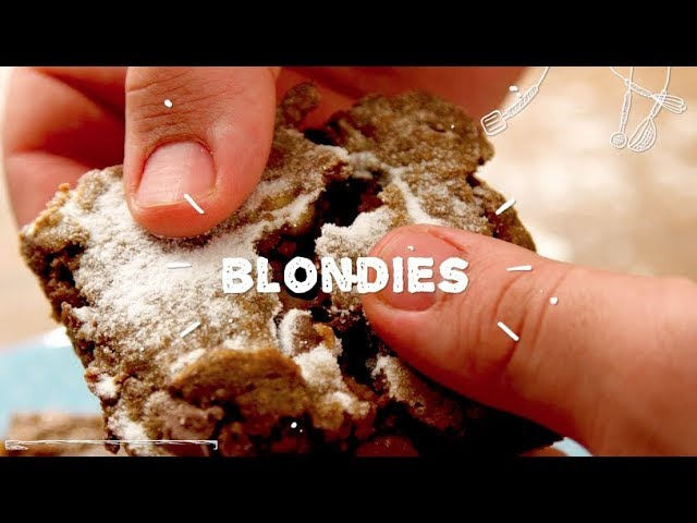 Blondie - Sabor com Carinho (Tijuca Alimentos)
