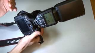 triopo SpeedLight TR-586ex NEW Canon / Nikon