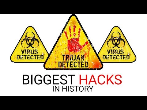 Top 10 BIGGEST HACKS in The History of Hacking