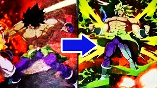 NEW DBS BROLY DLC FIRST LOOK IN Dragon Ball FighterZ! ALL Broly Transformations Gameplay Screenshots