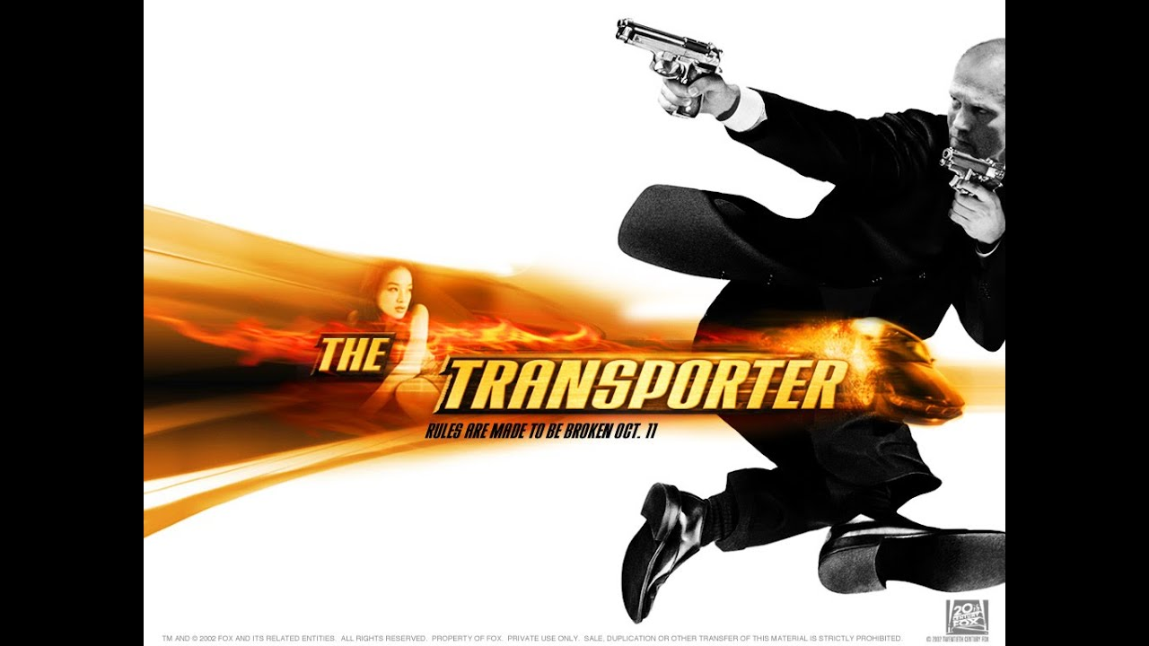 The Transporter (2002) Movie Review - YouTube