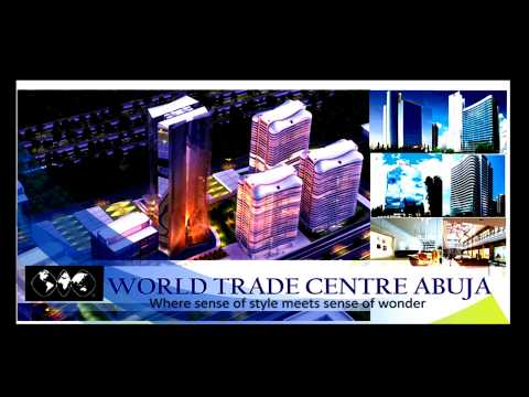 abuja world trade centrer design