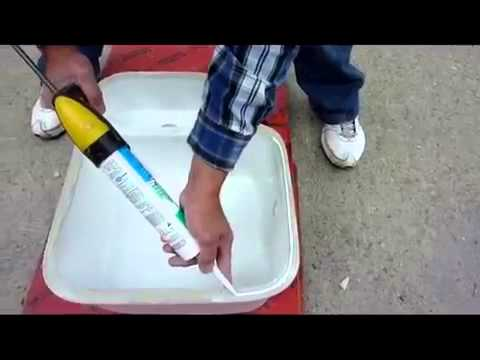 G Clip Under Mount Ceramic Sink   How To Install   YouTube