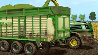 "[""A large silage project in Northern Germany - Multiplayer"", ""senicadoo"", ""farming simulator"", ""farming simulator 2017"", ""17"", ""farm"", ""silage"", ""multiplayer"", ""germany"", ""northern"", ""senicadoo silage"", ""large"", ""big"", ""krone"", ""john deere"", ""traktori"", """