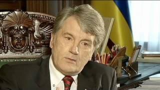 """Viktor Iouchtchenko :""""La Révolution Orange a apporté la liberté de choisir"""""""