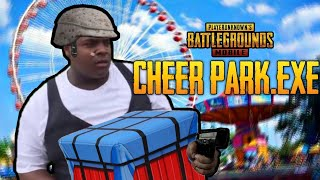 CHEER PARK.EXE | PUBG MOBILE
