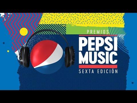 PREMIOS PEPSI MUSIC 2018 - Con Chiki Sayago