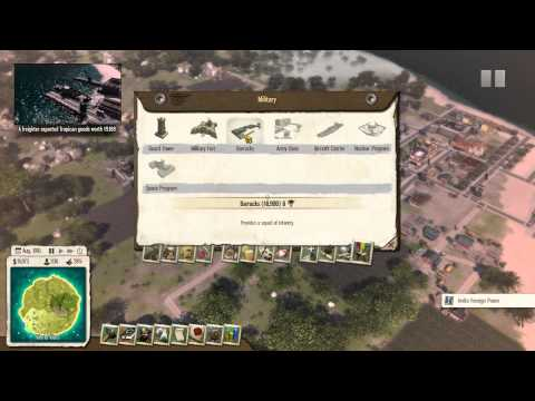 "Tropico Ep. 4 - ""Totally Totalitarian"" (Tropico 5 Sandbox Gameplay)"