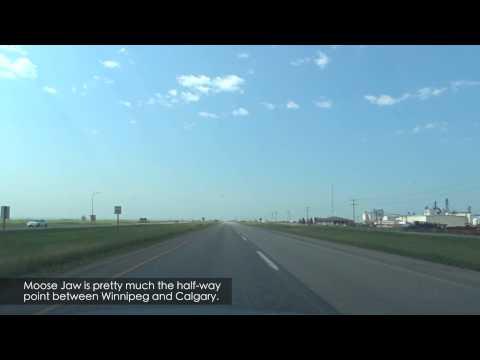 Video #7: Regina to Swift Current