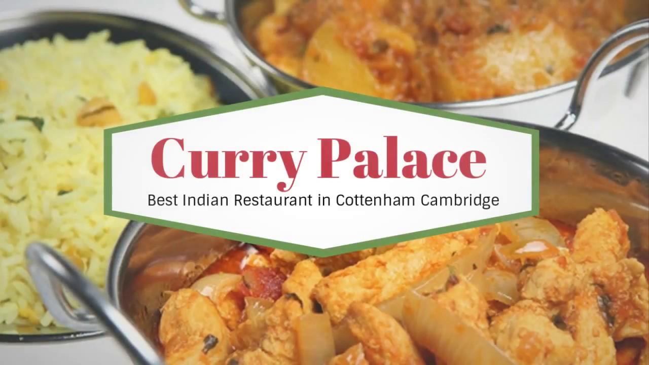 Best Indian English Restaurant Takeaway In Cottenham