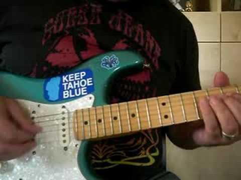Rolling Stones - Dead Flowers - Guitar solo
