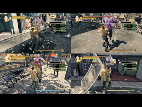 Kiryu Kazuma Became Mr. Shakedown! Yakuza 0 Mods |