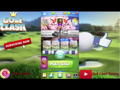 Golf Clash, Asia Pacific Tournamet - My scorecards and course guide! Tutorial