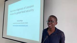 Cassava Virus Action Project - UN Solutions Summit Nairobi 2019