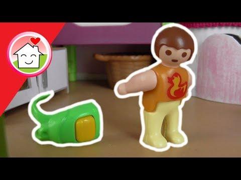 Playmobil Film deutsch - Anna will nicht in die Kita -  Geschichten für Kinder - Family Stories