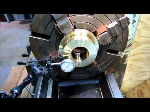 Etching Press Eccentric Machining