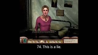 Everything Wrong With Nancy Drew: Tomb of the Lost Queen