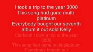Year 3000 lyircs