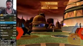 [World Record] Ratchet and Clank: Up Your Arsenal Any% Speedrun in 57:03