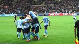 Coventry vs Oldham - Aaron Martin 1-0 (4K UltraHD)