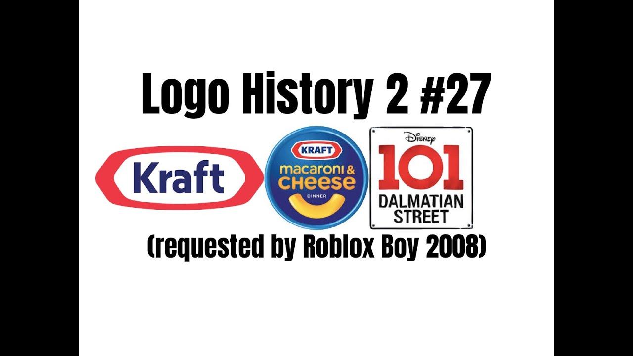 Logo History 2 27 Kraft Kraft Mac N Cheese 101 Dalmation Street