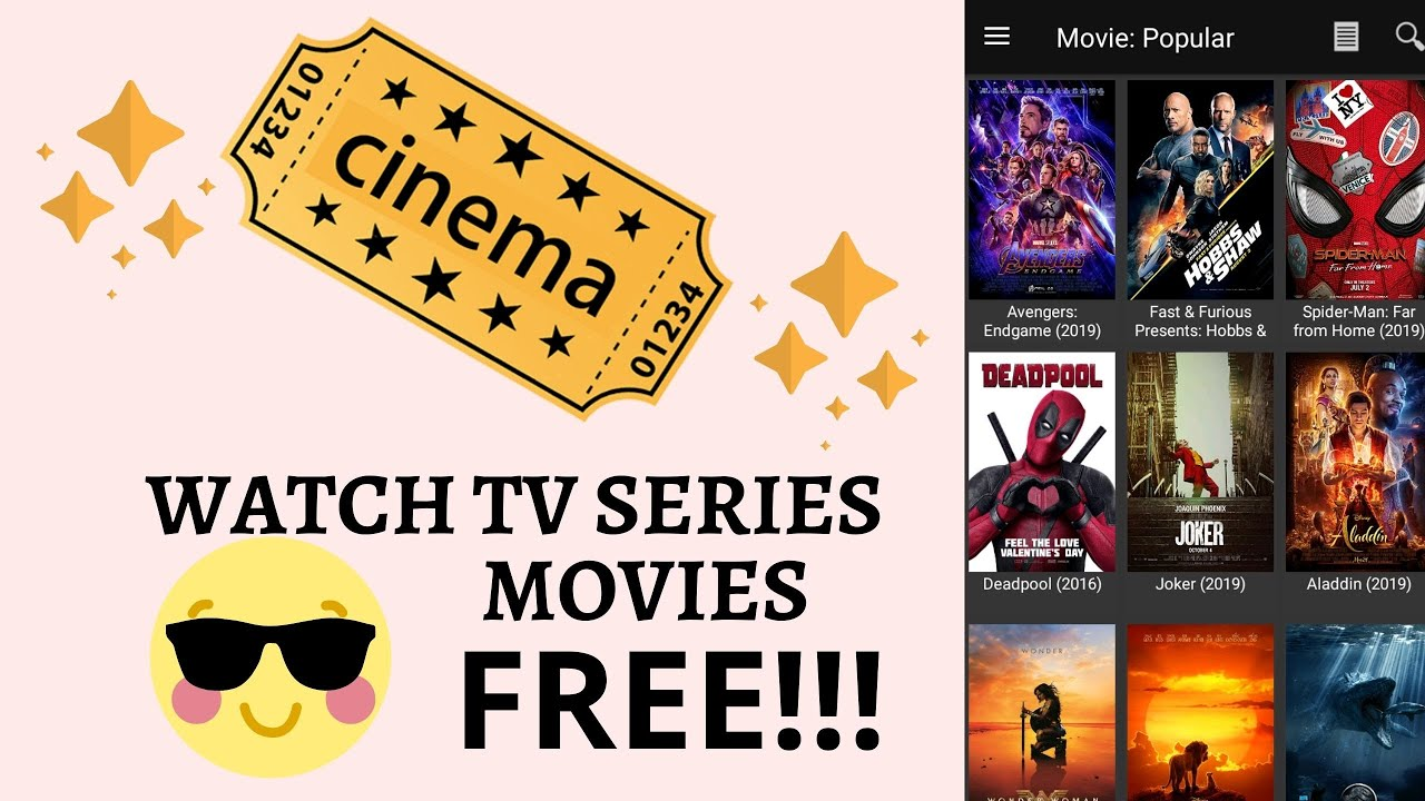 Download WATCH MOVIES FOR FREE! MOVIE HD APK FREE DOWNLOAD   2020