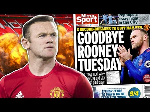 BREAKING: Wayne Rooney Agrees To Leave Manchester United for £30m? | Transfer Talk