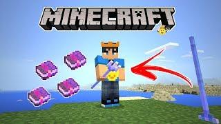⭐Como Usar 4 Novos Encantamentos/Encantar Tridente no Minecraft