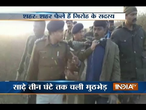 Police Nab a Gang of Five Robbers in Jharkhand