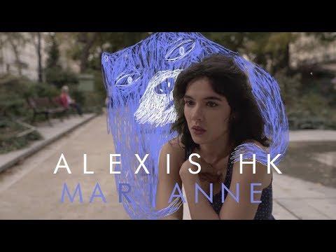 Alexis HK : Marianne - - clip officiel - -