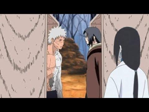 Orochimaru revive Itachi e Obito a pedido de Sasuke - Boruto: Naruto Next Generations