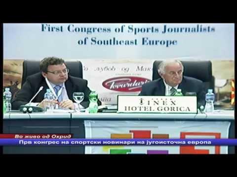 Asociation of Sports Journalist of Macedonia part2