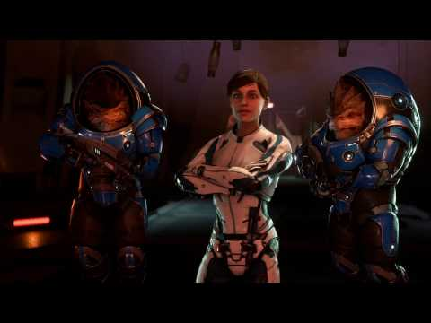 Mass Effect 4 Andromeda Youtube Video
