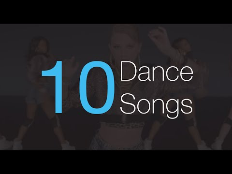 10 Songs You Alway's Dance To! or maybe not.