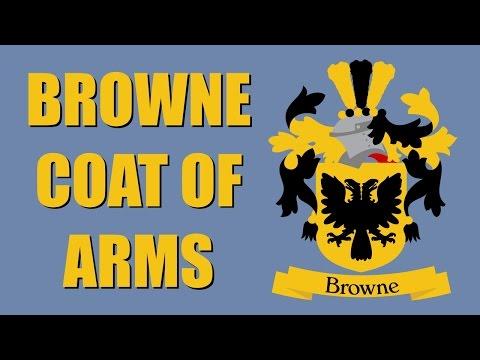 Browne Coat of Arms