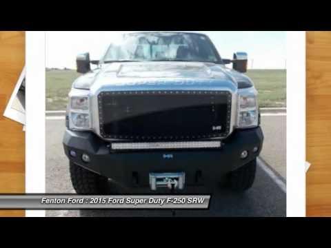 2015 Ford Super Duty F 250 Srw Dumas Tx Feb22139 Youtube