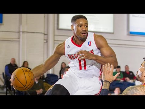 Maine Red Claws Top Plays of 2016-17 Regular Season