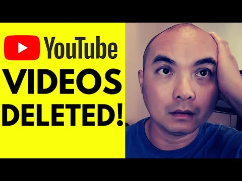 How To Restore Deleted YouTube Videos in 2017, 2018 (How to Fix Fast!) #Geekoutdoors.com EP555