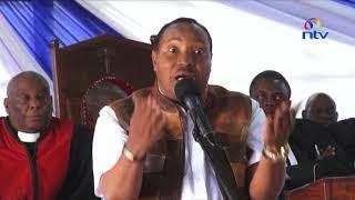 Ferdinand Waititu, James Nyoro clash in public over roles - FULL VIDEO