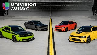 Dodge Challenger T/A y Charger Daytona 2017