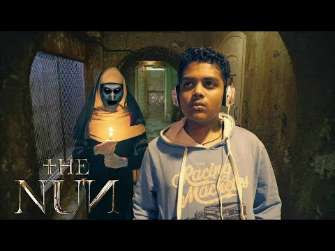 If THE NUN was from INDIA  | Drole Factory thumbnail
